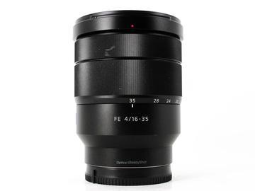 Rent: Sony Zeiss Vario-Tessar T* FE 16-35mm f/4 ZA OSS