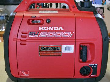 Rent: Honda eu2000i