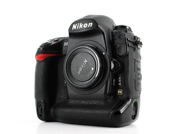 Rent: Nikon D3s
