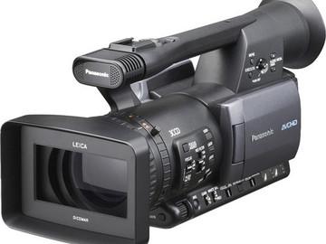 Rent: Panasonic AG-HMC150 AVCCAM Camcorder