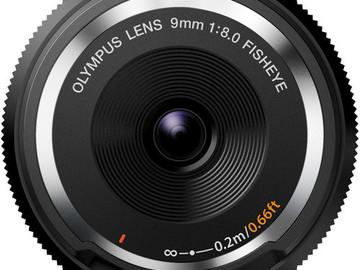 Rent: Olympus 9mm 8.0