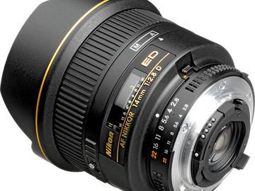 Rent: Nikon Nikkor Prime Lens Kit (No AF)