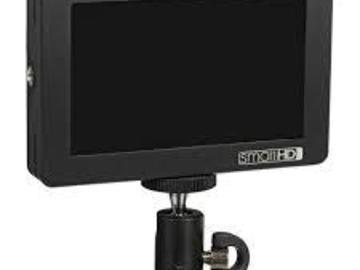 small HD dp4 field monitor