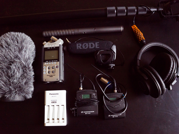 Rent: Complete Audio Kit