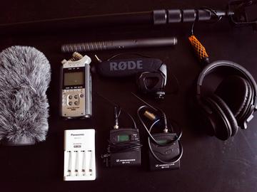 Rent: Complete Audio Kit