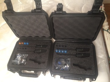 Rent: (2 x) Sennheiser ew 100 ENG G3 Wireless Kits & Boom Mic