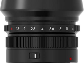 Rent: DJI 15mm f/1.7 MFT ASPH