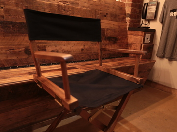 Rent: Short Director Chair