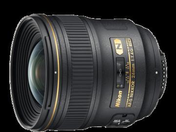 Rent: Nikon 24mm f/1.4G AF-S ED DSLR NIKKOR