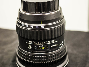Rent: Tokina 11-16mm f/2.8 AT-X PRO DX for Nikon