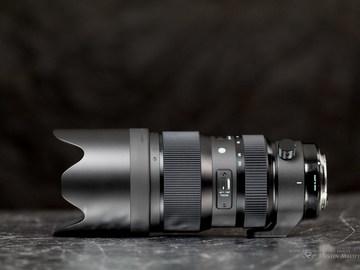 Rent: Sigma 50-100mm ART Lens
