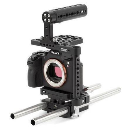 Wooden Sony A7rII/A7sII Camera Accessory Kit (Base)
