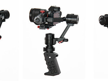 Rent: Came TV Single 3-Axis Gimbal