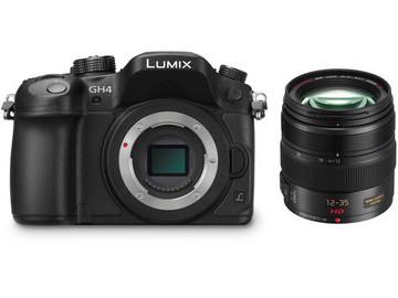 Rent: Panasonic Lumix DMC-GH4 4K + 12-35mm f/2.8