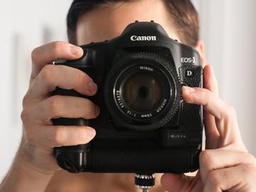 Rent: Canon 1D Mark ii N
