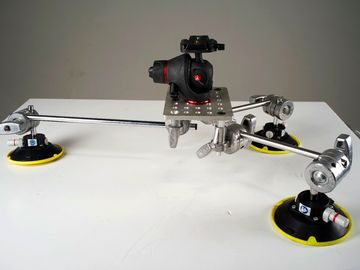 Rent: Matthews Custom Suction Car Mount w/ Manfrotto Head