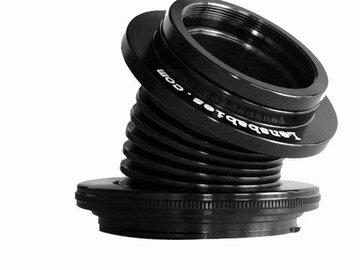 Rent: Lensbaby 2.0 w/ Aperture Rings