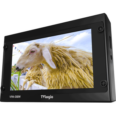 TV-Logic 058 5-inch 1080 Onboard Monitor