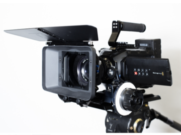 Rent: Blackmagic Design URSA Mini 4K Complete kit with Zeiss