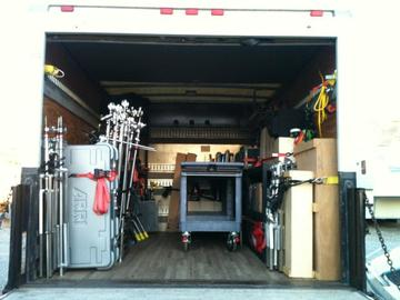 Rent: 3-Ton Lighting and Grip Package and Truck