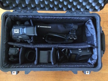 Rent: Canon C100 Mark II + Sennheiser MKE-600 mic