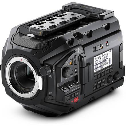Blackmagic URSA Mini Pro 4.6K w PL and EF Mounts