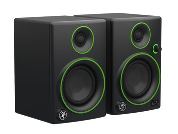 Rent: Mackie CR3 Reference Monitors