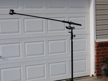 Rent: Rode  Micro Boompole - C stand kit