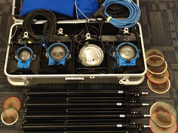 Arri Lighting kit