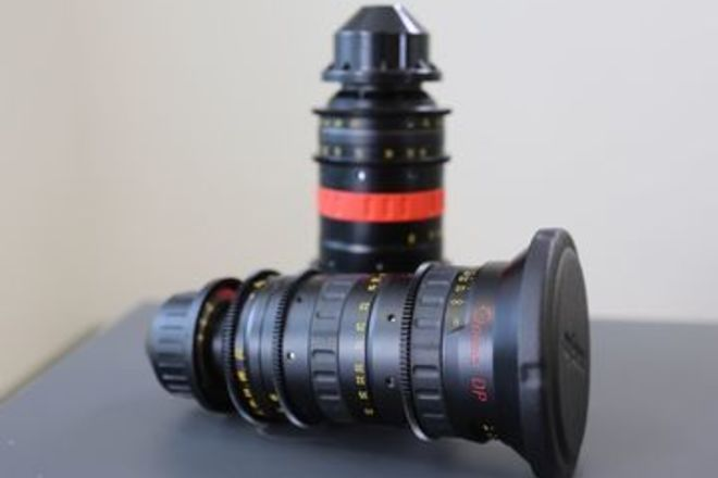 Angenieux Optimo DP Rouge 30-80mm T2.8 EF Zoom Lens