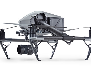 Rent: DJI Inspire 2 - W/ ProRes CinemaDNG - Lenses - FULL PRO KIT