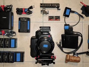 Rent: Canon EOS C500 Cinema Camera