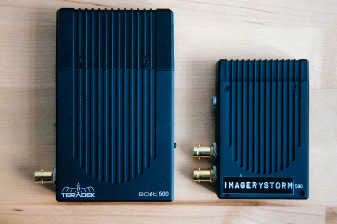 Teradek Bolt 500 3G-SDI/HDMI Video Transceiver Set