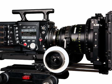 Rent: Phantom Flex 4K - Tech and Sprinter included
