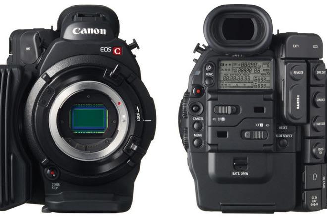 Canon EOS C500 EF Mount Kit