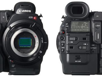 Rent: Canon EOS C500 EF Mount Kit