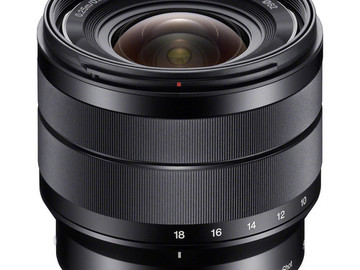 Rent: Sony E 10-18mm f/4 OSS