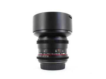 Rent: Rokinon 14mm T3.1 ED AS IF UMC, Canon Fit