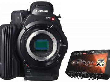 Rent: Canon EOS C500 4K / Odyssey 7Q (RAW) / Anton Bauer Batteries
