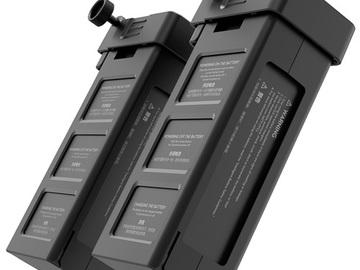 Rent: Two DJI Ronin Intelligent Batteries