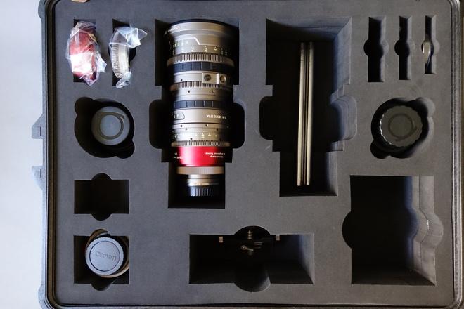 Angenieux EZ-1 30-90mm T2 Zoom NEW