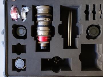 Rent: Angenieux EZ-1 30-90mm T2 Zoom NEW