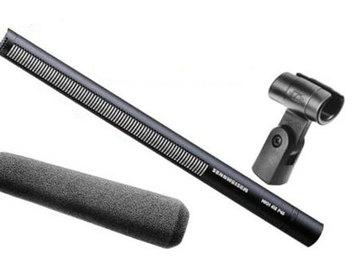 Rent: Sennheiser MKH 416 Shotgun Tube Mic