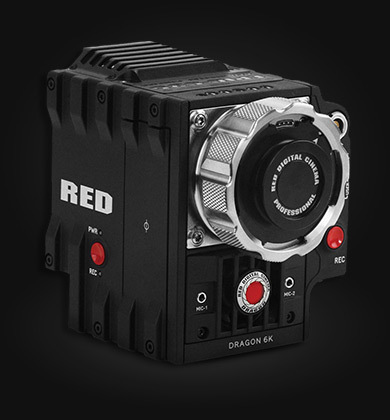 RED EPIC-X Dragon 6K