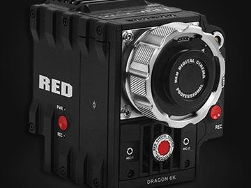 RED EPIC-X Dragon 6K