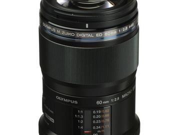 Rent: Olympus MACRO 60 mm 2.8