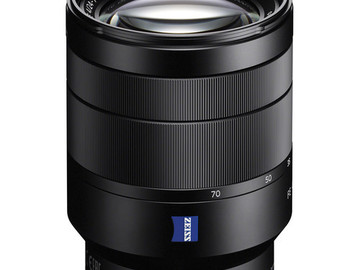 Rent: Sony Vario-Tessar T* FE 24-70mm f/4 ZA OSS