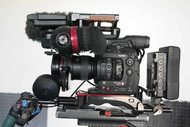 Rent a Canon C300 Mark II (MkII) Full KIT | ShareGrid Los Angeles