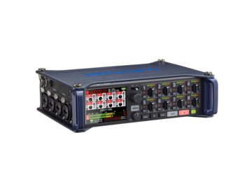 Rent: THE INDIE AUDIO ESSENTIALS  ZOOM F8/wireless pkg/RodeNTG1