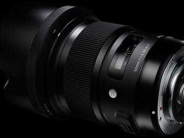 Rent: Sigma 50mm f/1.4 DG HSM Art